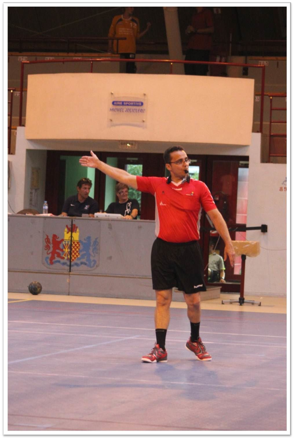 8ème Tournoi Michel Joliclerc (TREMBLAY vs PCT77 -18M)
