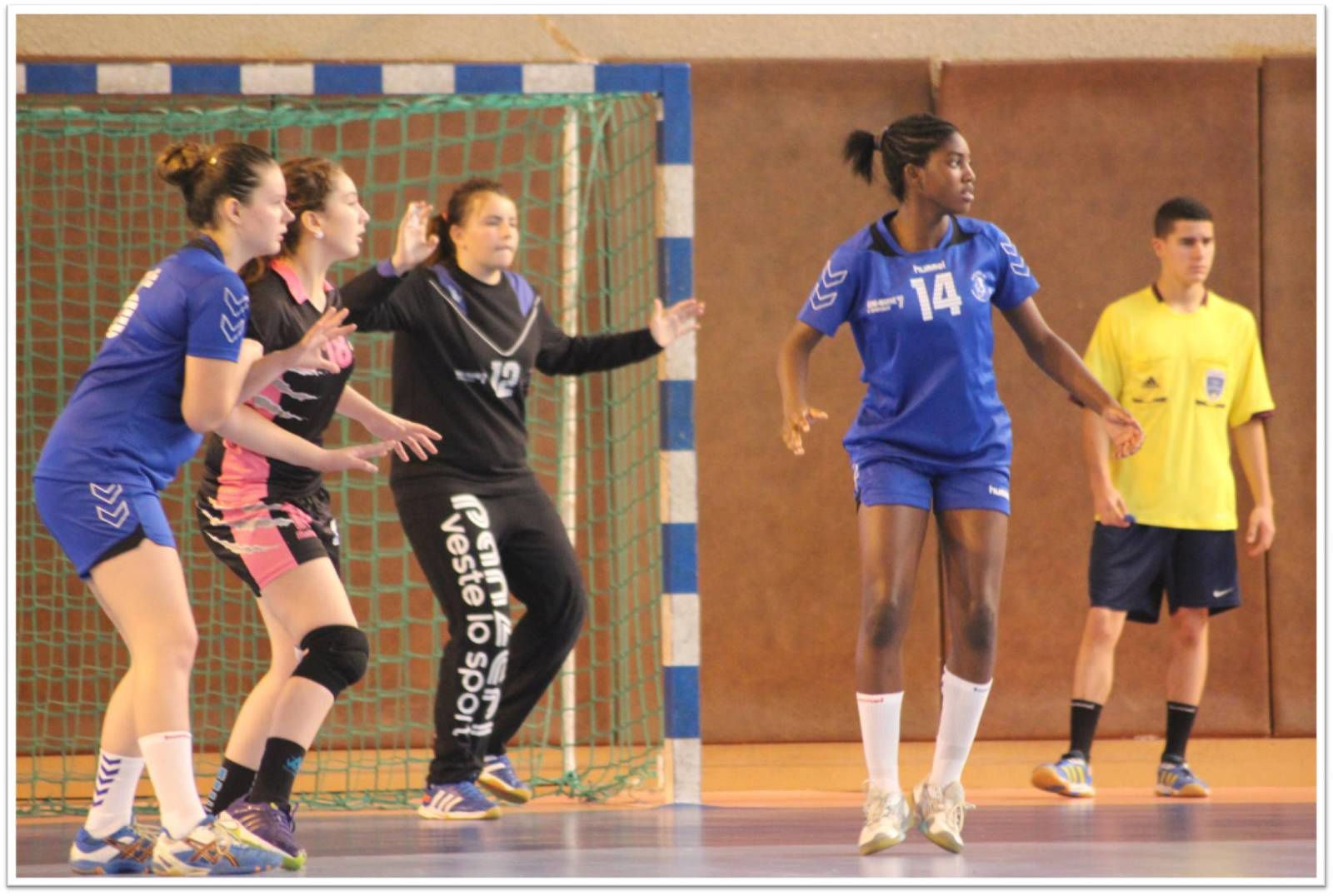 Inter-Comités Féminins (Torcy 01.11.2014) 2/3