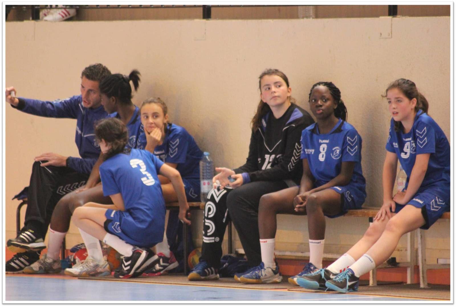 Inter-Comités Féminins (Torcy 01.11.2014) 1/3