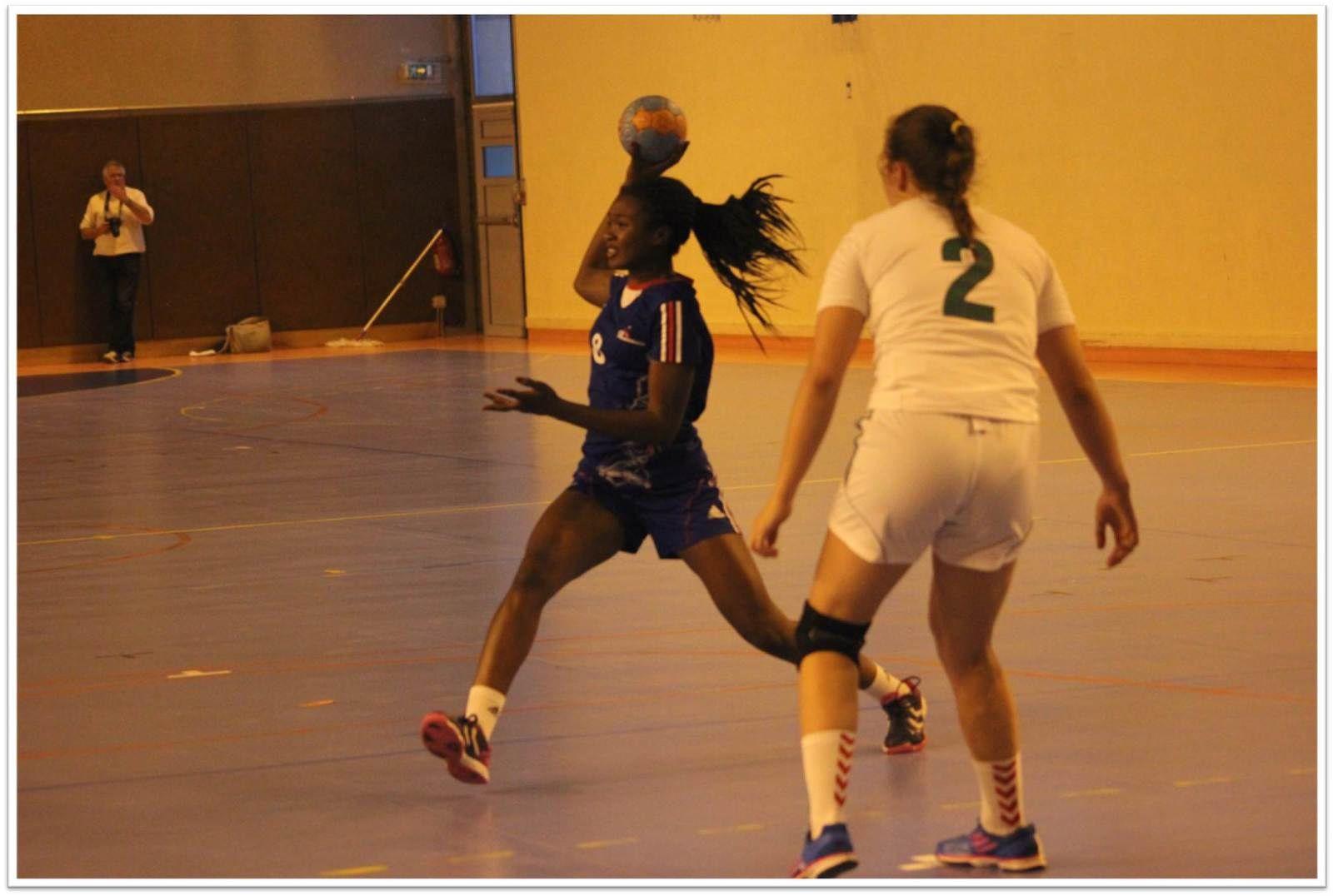 Tournoi International Cadettes (TORCY - LIFE 01.11.2014) 2/2