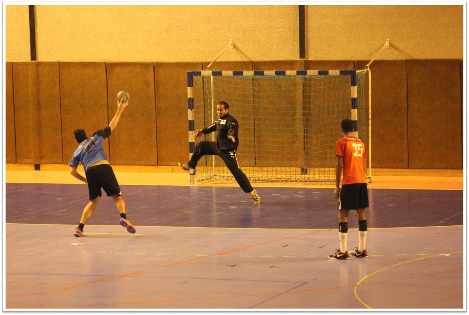 THBMLV 2 vs THIAIS HBC (Pré-Nationale) 17.01.2015