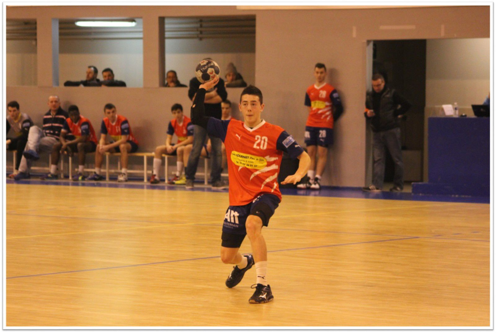 ENTENTE PCT 77 vs ENTENTE ALB 93 (CdF -18M) 31.01.2015
