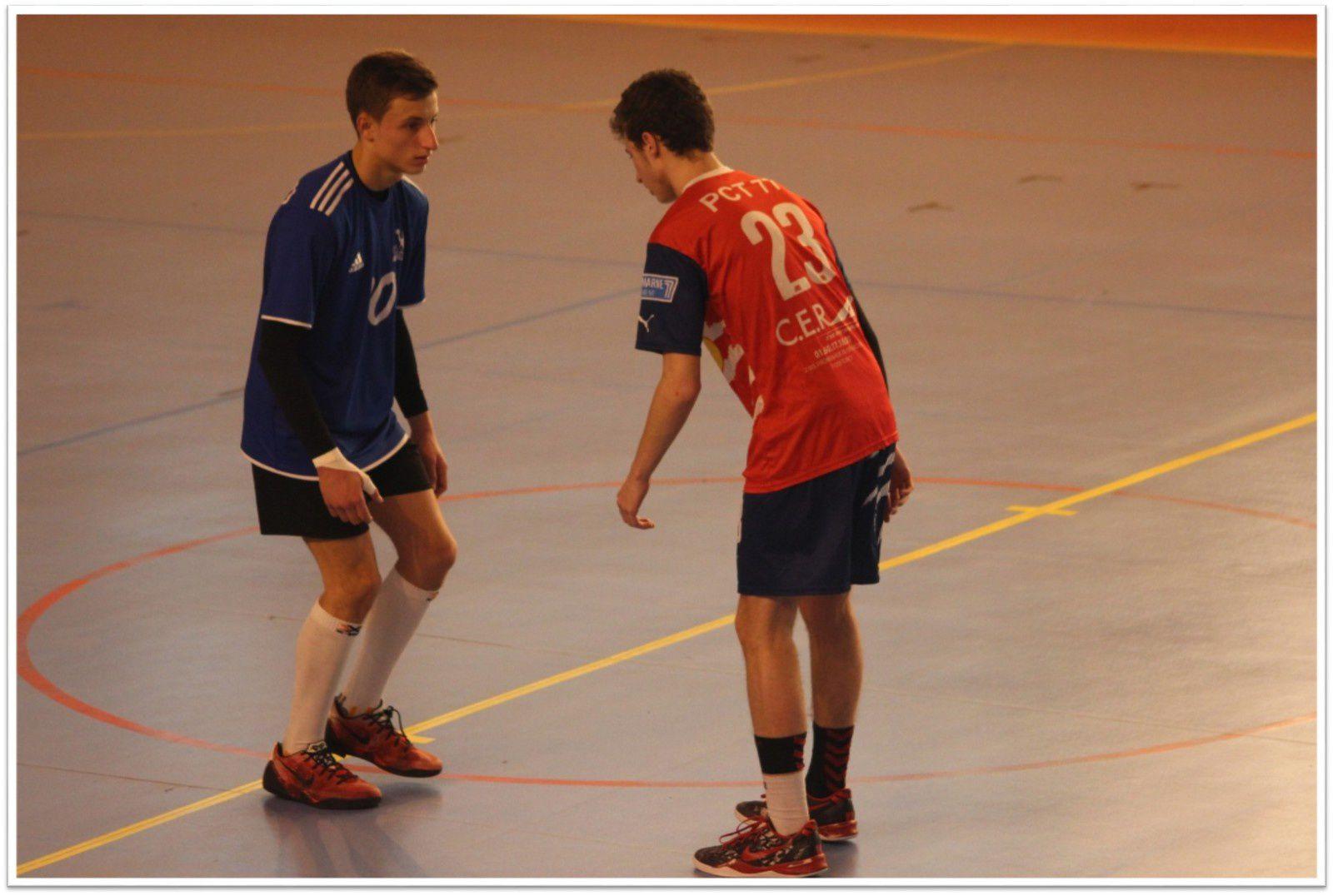 PCT 77 vs AUBERVILLIERS (-17M - Région 07.02.15)