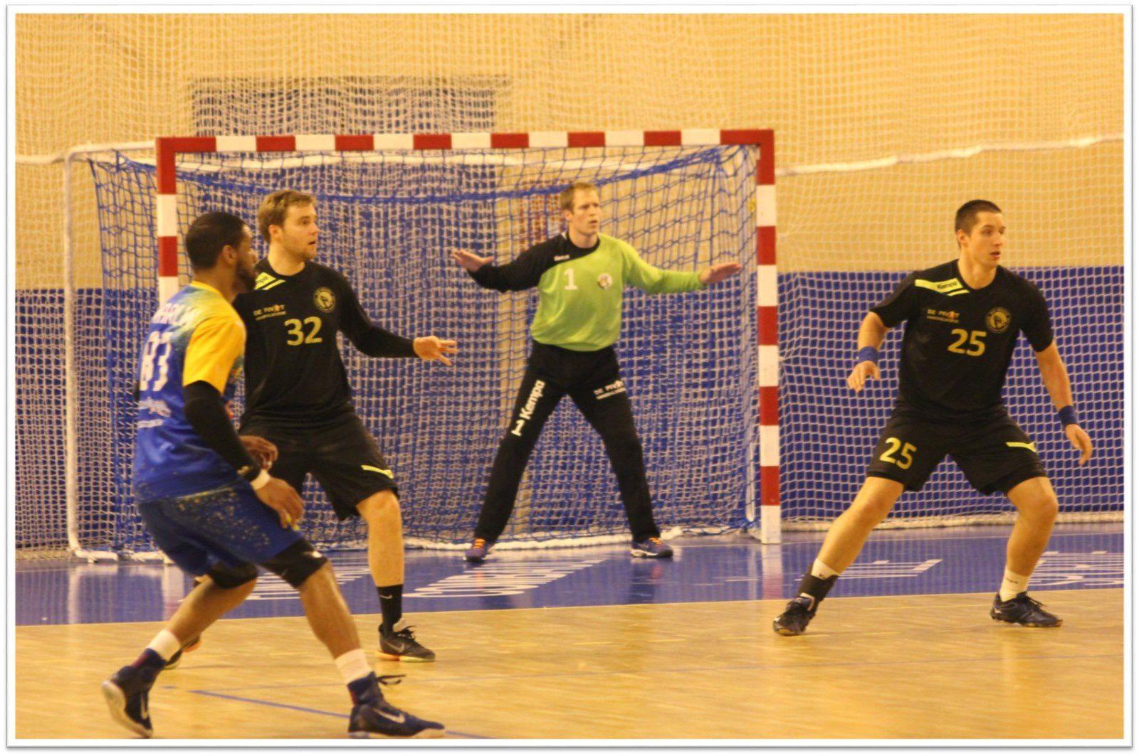 Pontault-Combault vs Belgique (Amical 03.04.2015)