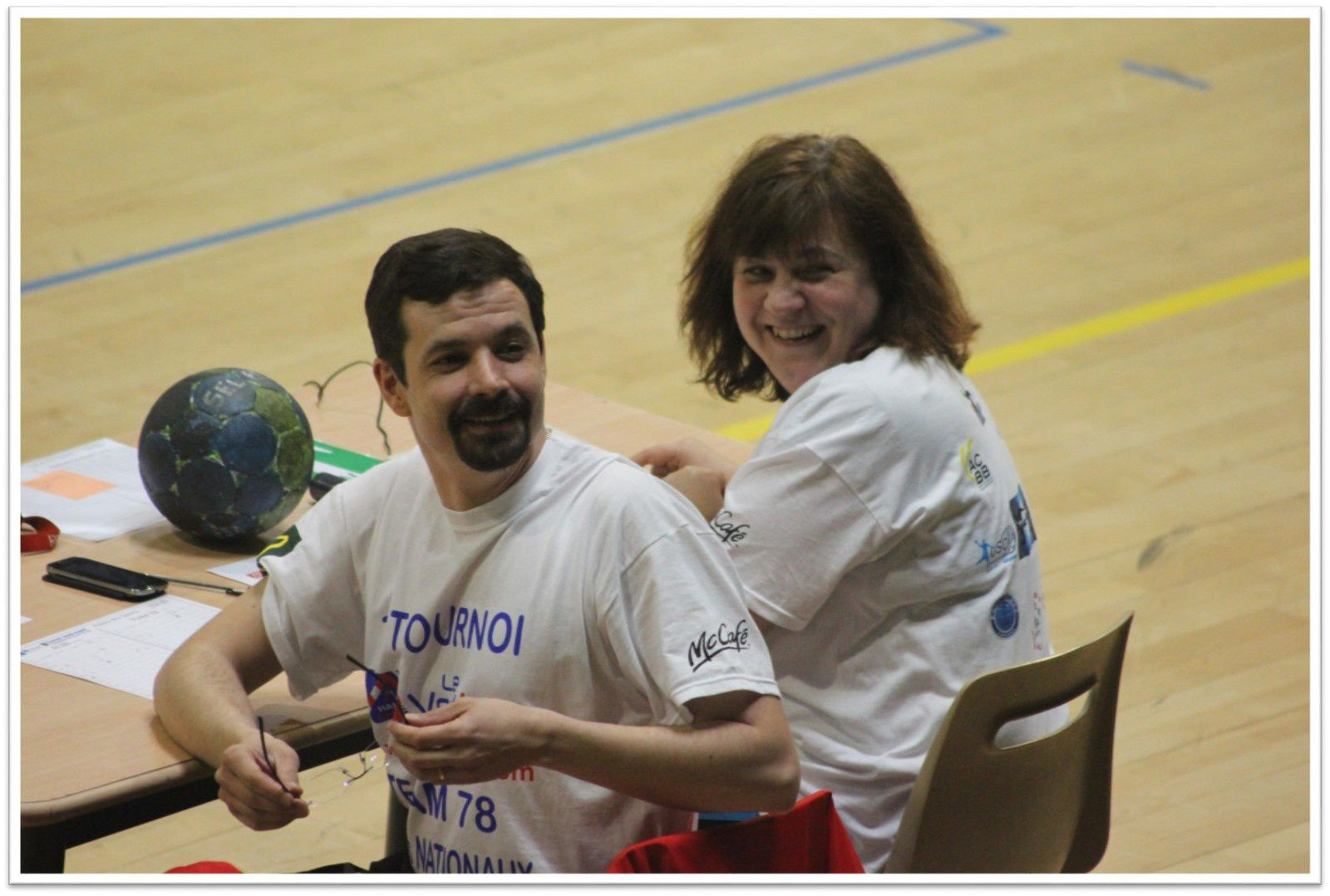 "Tournoi ""Hand-Expert"" Team 78 - 25.04.2015 (PCT-18M) 1/4"