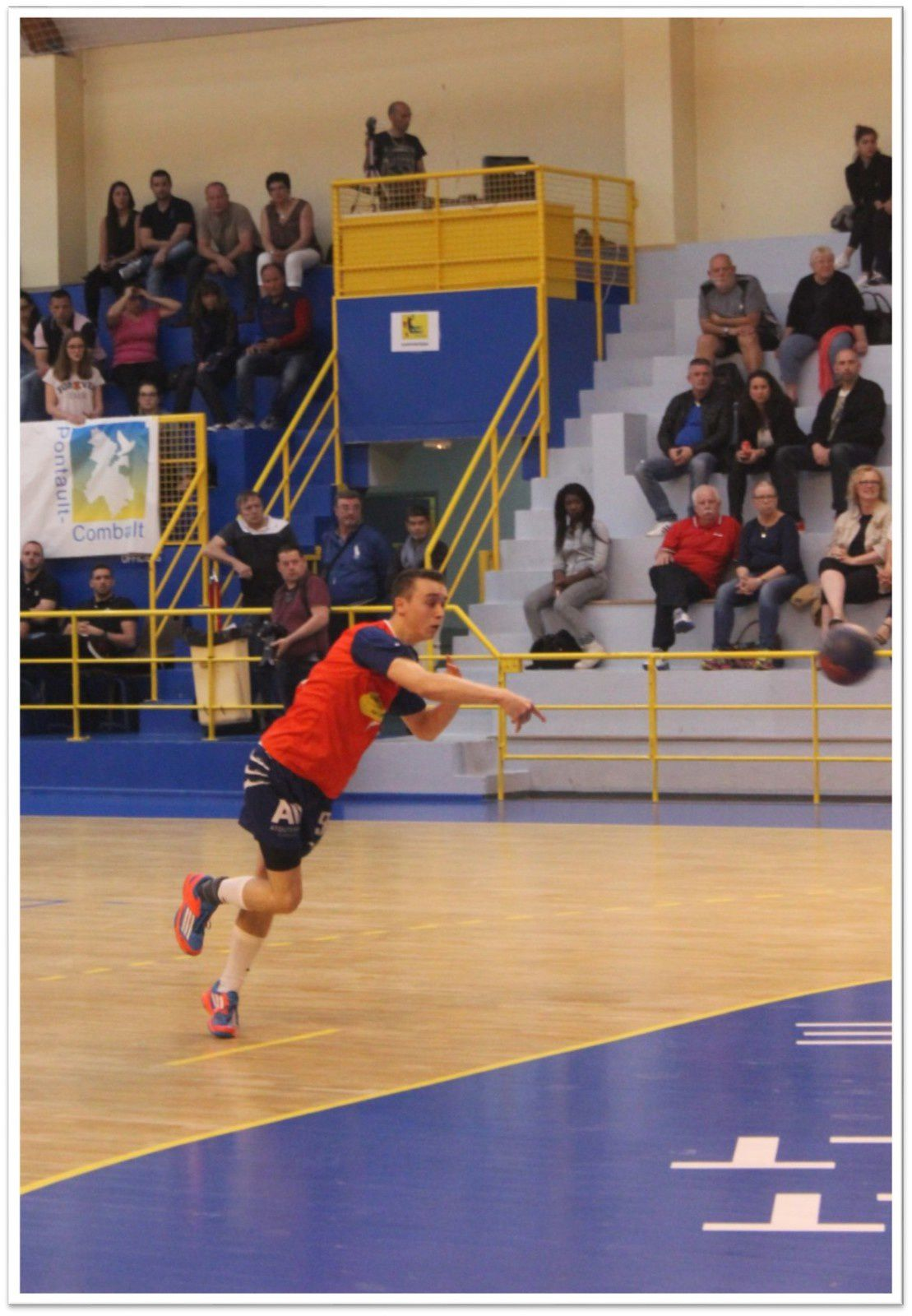 Tour Final CdF 2015 - Entente PAO vs PCT 77 (09.05.2015) 2/2