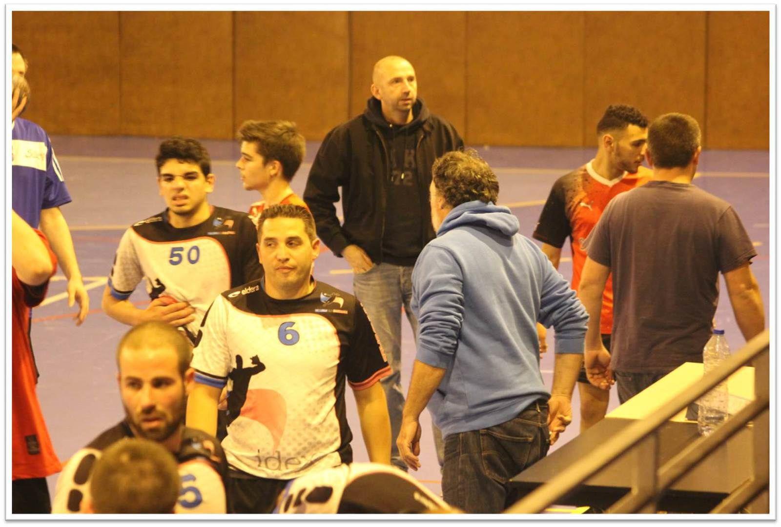 VILLIERS vs THBMLV 2 (Match d'entraînement) 21.05.2015
