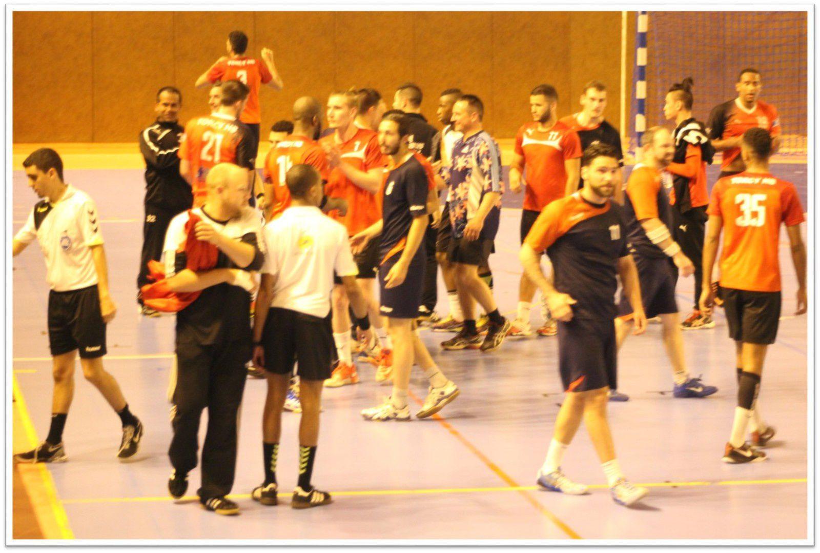 THBMLV 2 vs VILLEPARISIS (Pré-Nationale) 30.05.2015