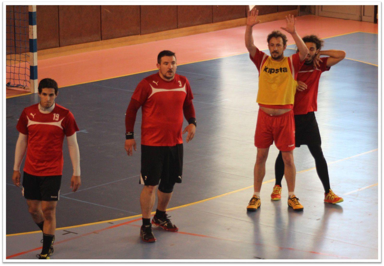THBMLV 3 vs JOUARRE (Pré-Région) 30.05.2015
