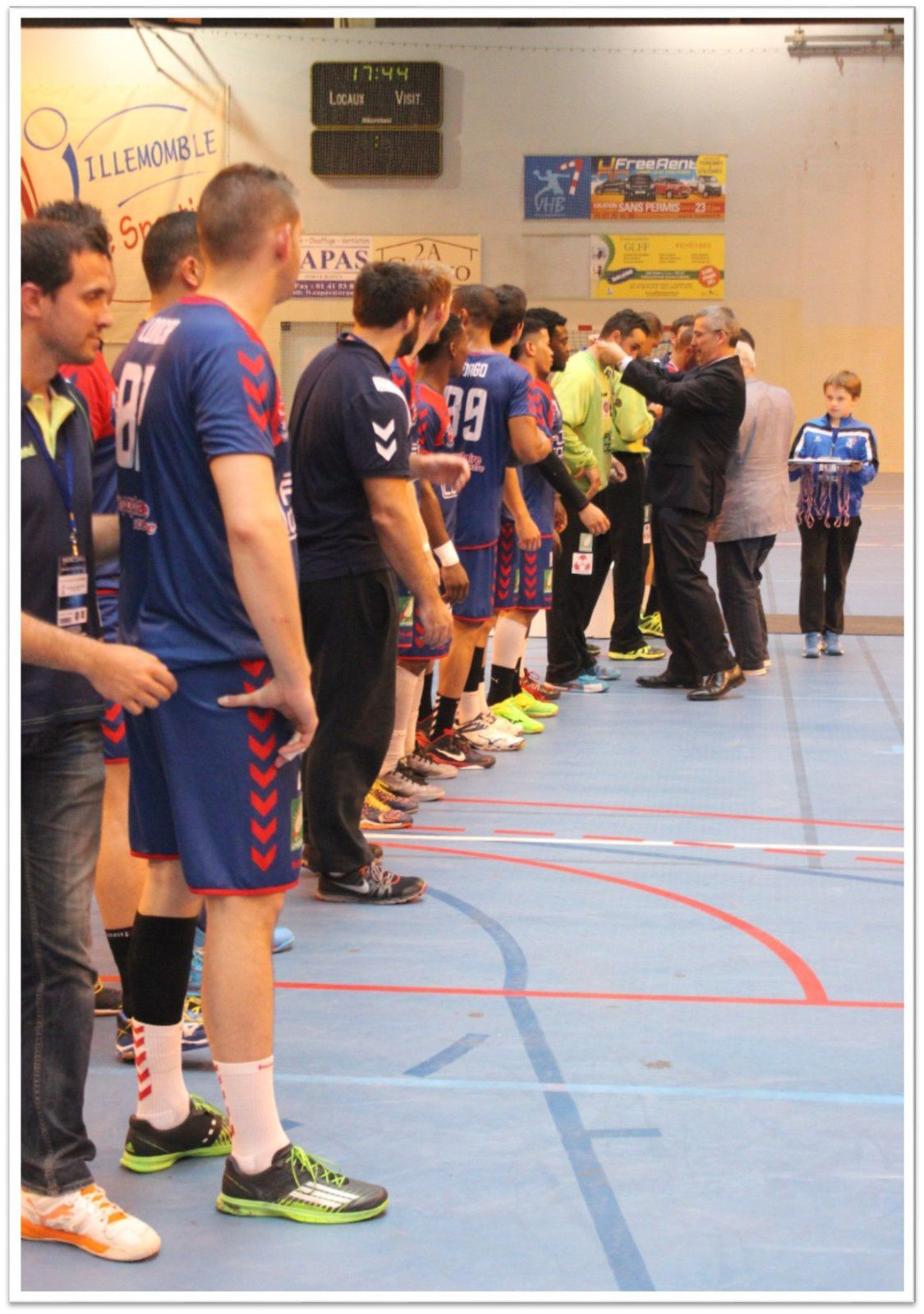 Barrages ProD2/N1 2015 (Villemomble 31.05.2015) #3