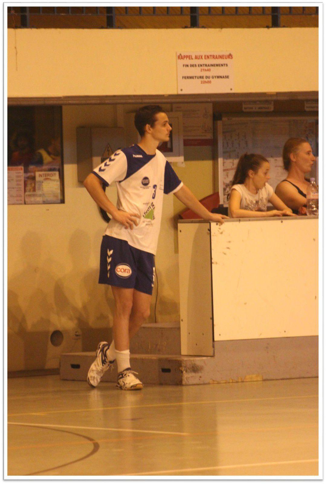 LIVRY-GARGAN vs THBMLV (Match d'entraînement) 10.06.2015