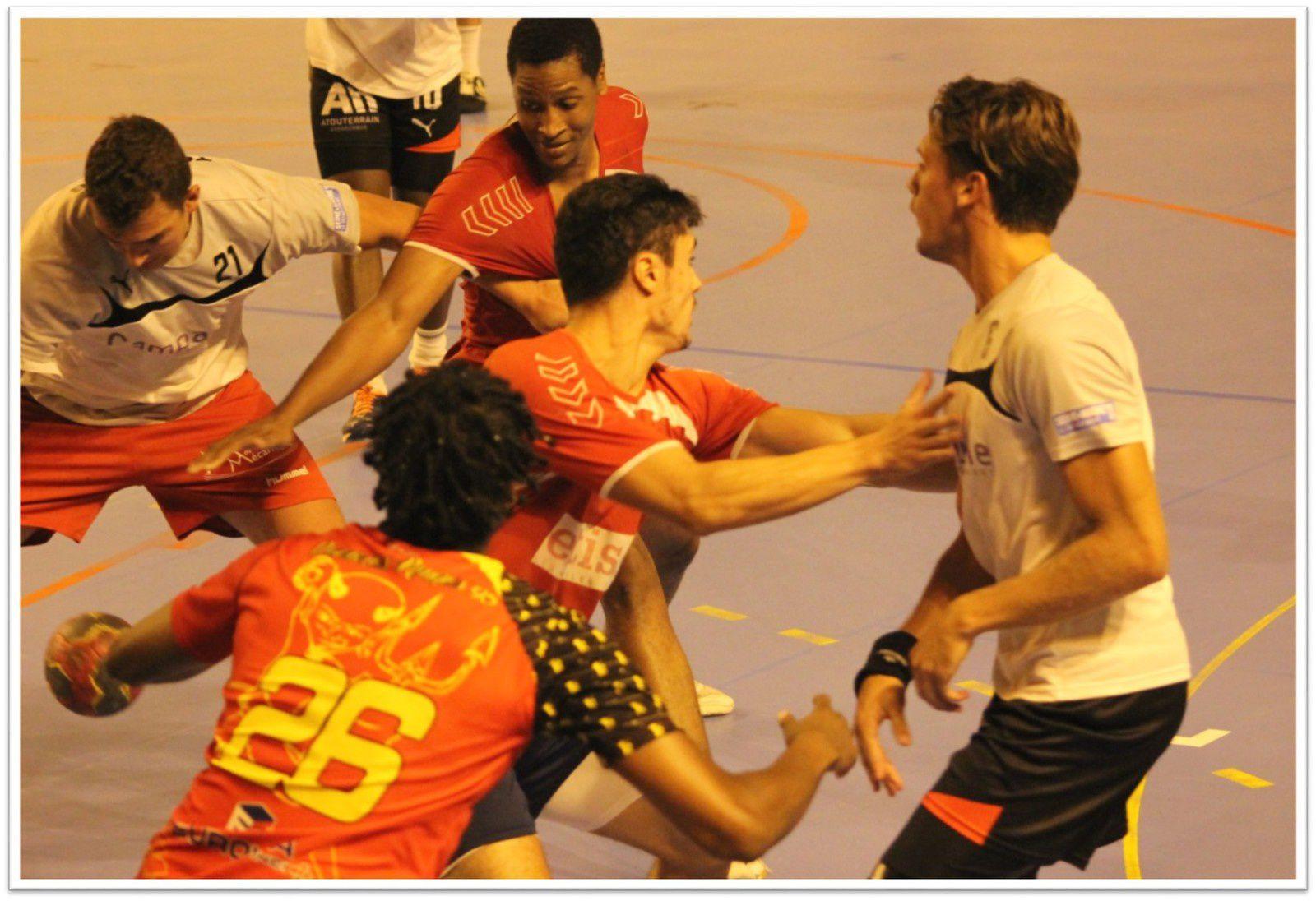 THBMLV vs ST-GRATIEN (Prépa Séniors - 25.08.2015)