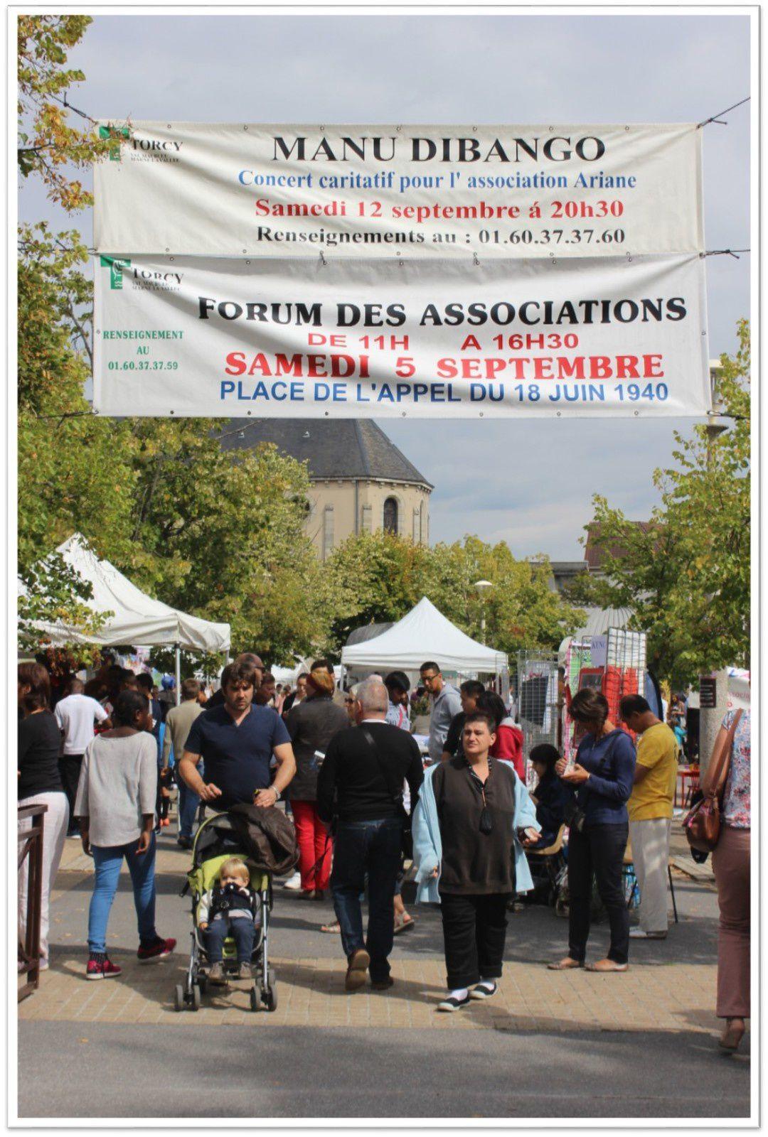 THBMLV - Forum des Associations (TORCY - 05.09.2015)