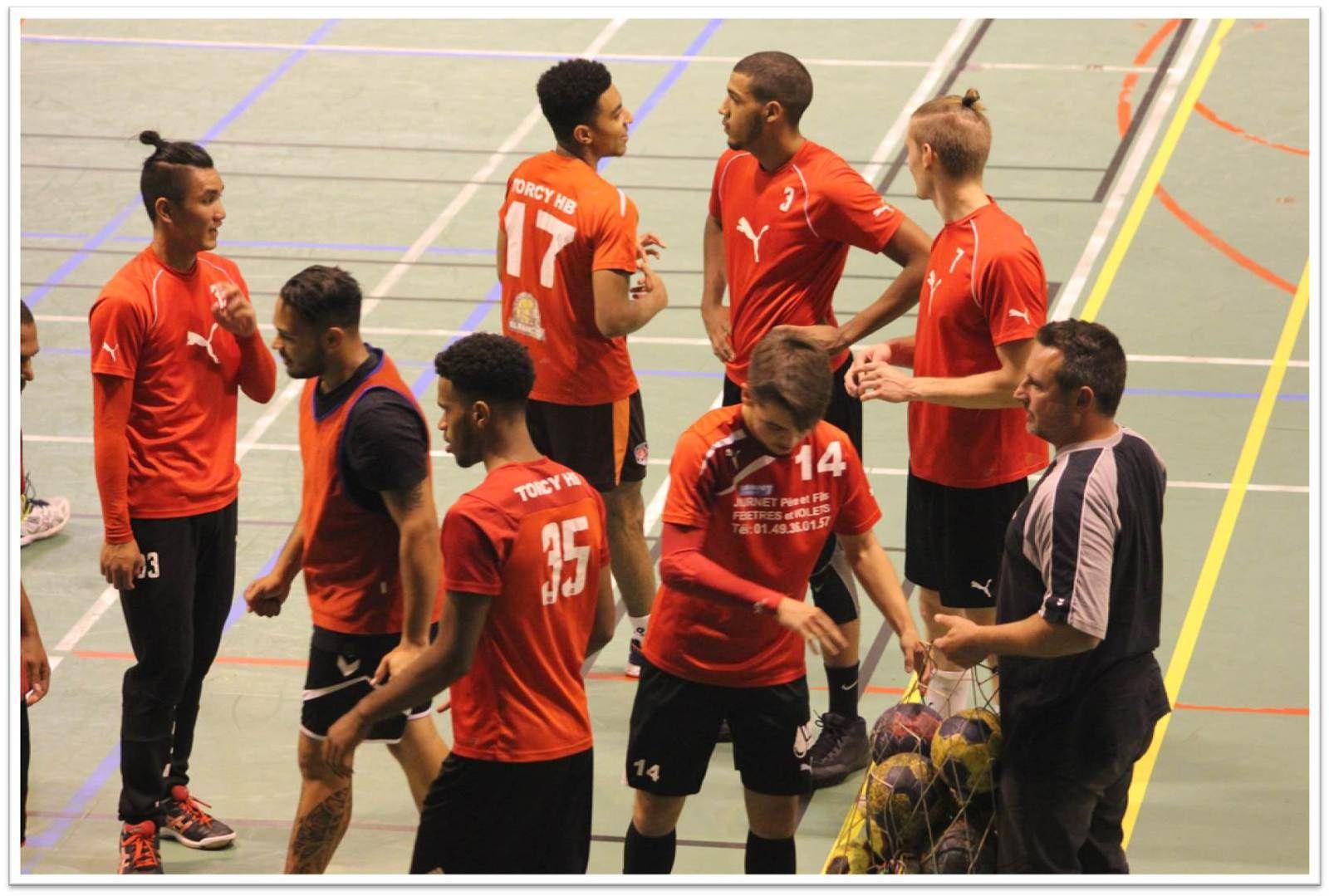 MAISONS-ALFORT vs THBMLV 2 (Prépa Séniors - 08.09.2015)