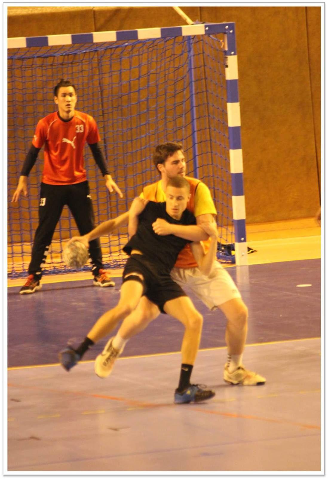 THBMLV 2 vs LA CAUDACIENNE (Prépa Séniors - 23.09.2015)
