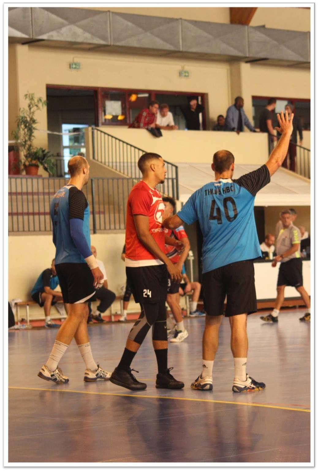 THBMLV 2 vs HBC THIAIS (Pré-Nationale) 03.10.2015