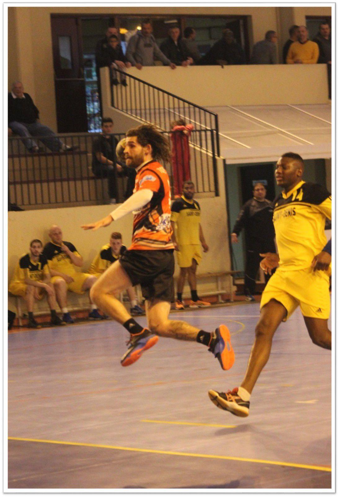 THBMLV 2 vs LA DIONYSIENNE (Pré-Nationale) 10.10.2015