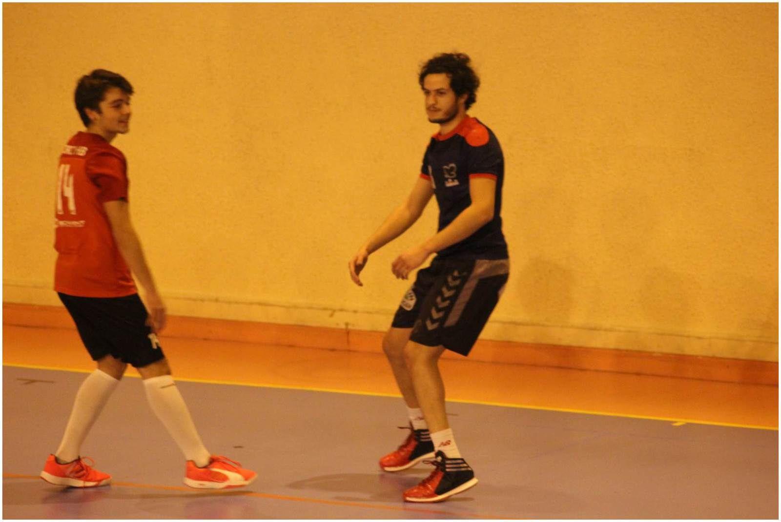 THBMLV 2 vs ROSNY-SOUS-BOIS (Prépa Séniors - 06.01.2016)