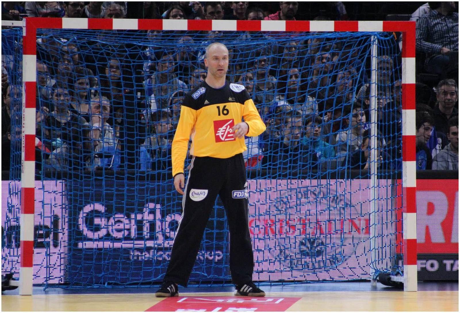 Golden League 2016 (AccorHôtelsArena - 10.01.2016) 2/2