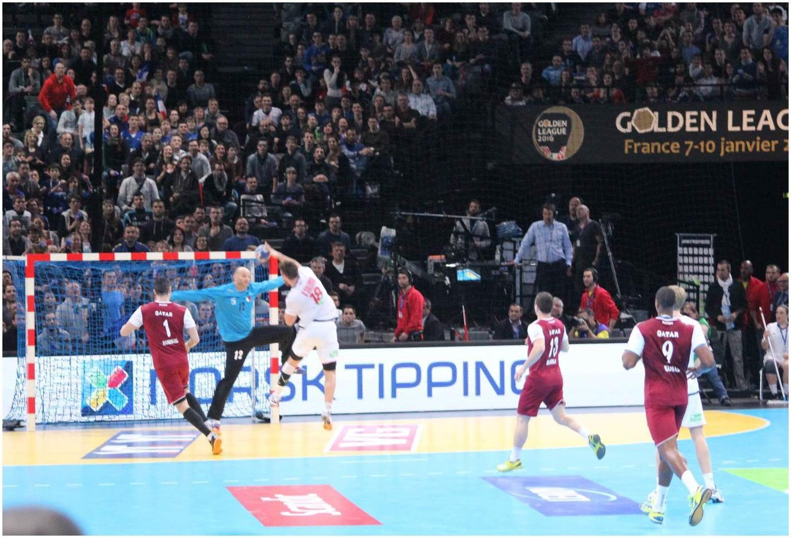 Golden League 2016 (AccorHôtelsArena - 10.01.2016) 1/2