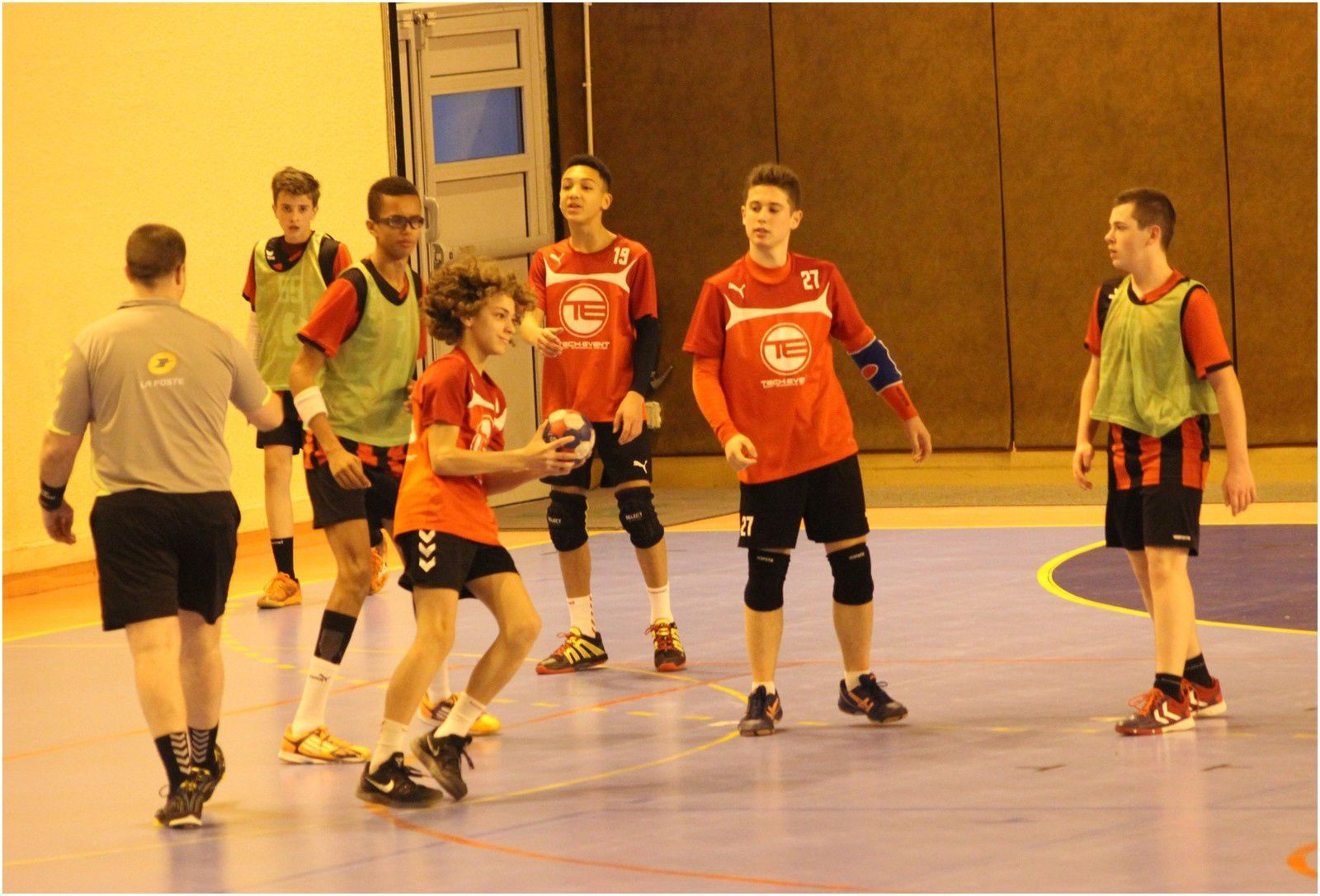 THBMLV vs US IVRY (Excellence LIFE -15 Ans) 23.01.2016