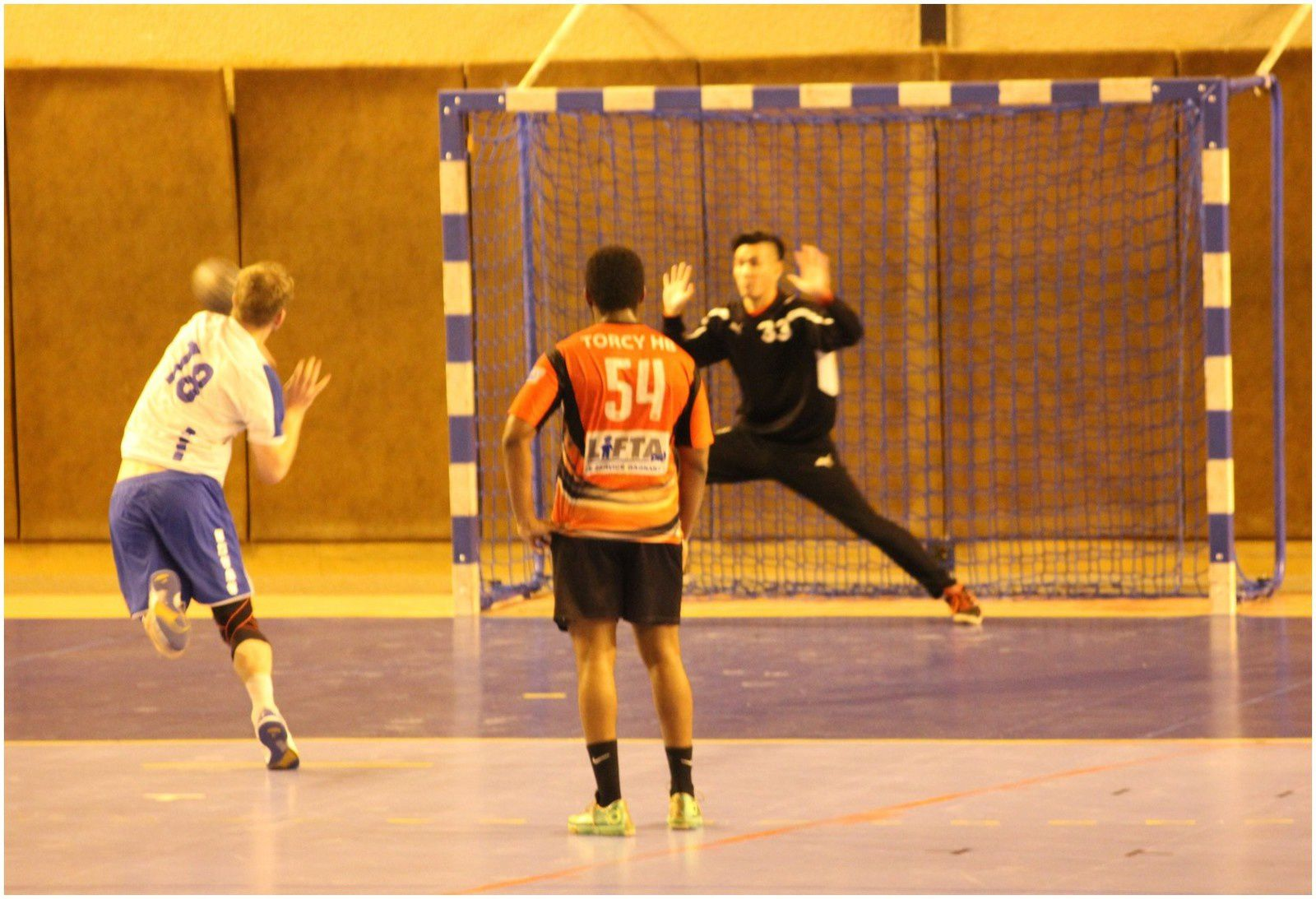 THBMLV 2 vs EPHB (Pré-Nationale) 23.01.2016