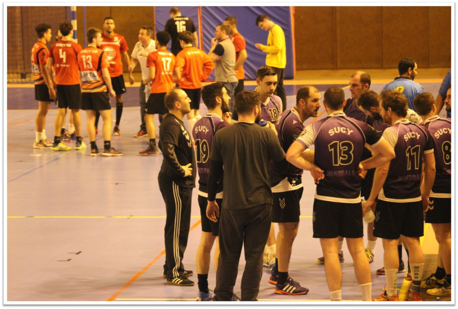 THBMLV 2 vs SUCY-EN-BRIE (Pré-Nationale) 26.03.2016