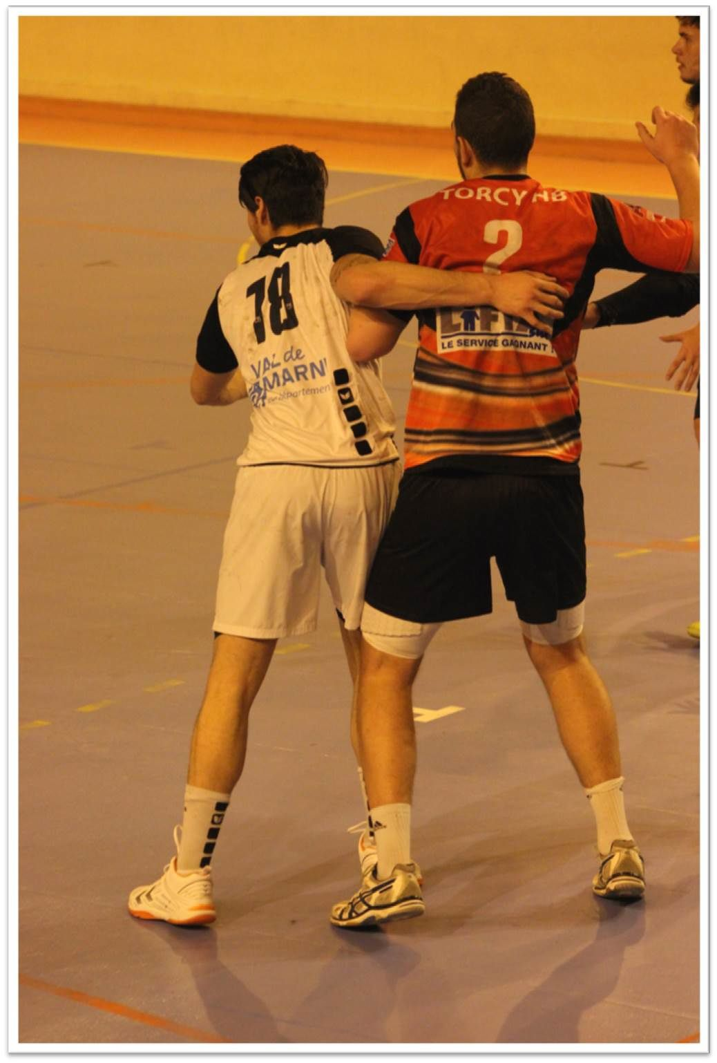 THBMLV vs IVRY (Coupe Séniors LIFE) 30.03.2016