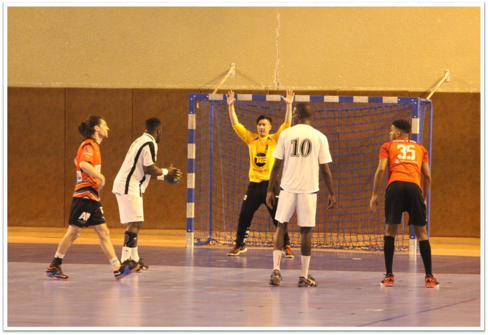 THBMLV 2 vs MONTFERMEIL (Pré-Nationale) 09.04.2016