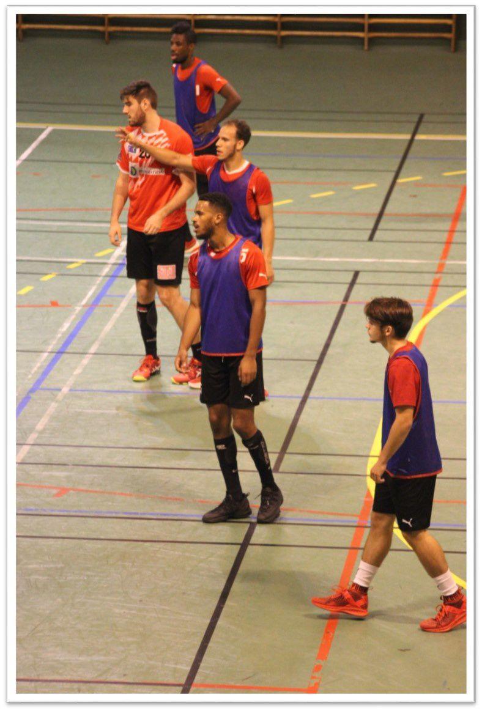 Maisons-Alfort vs THBMLV 2  (Prépa Séniors - 22.09.2016)