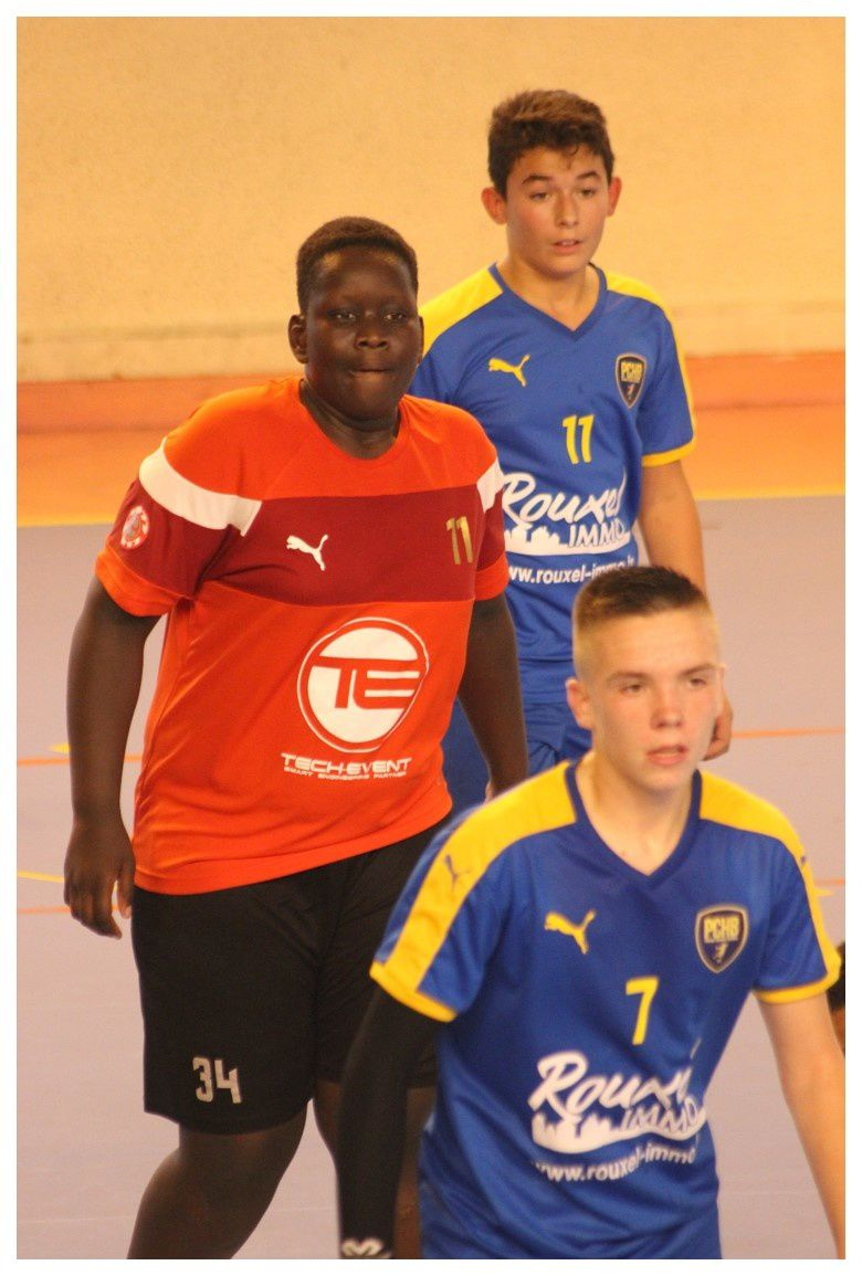 THBMLV vs PONTAULT-COMBAULT (Excellence LIFE -15 Ans) 01.10.2016