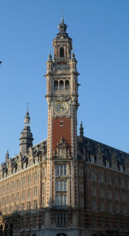 Mes promenades express : Lille...