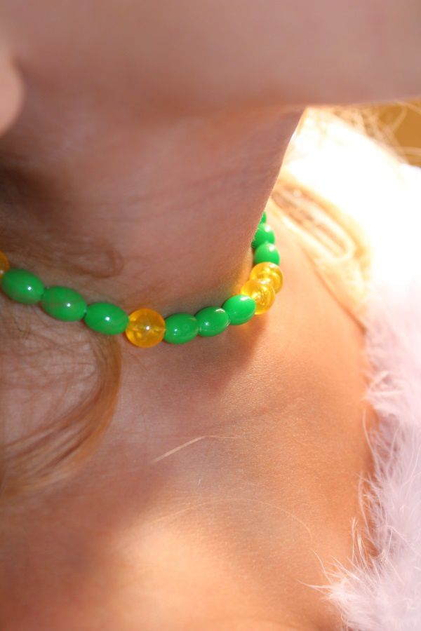 Travaux d'été : et si on enfilait des perles...