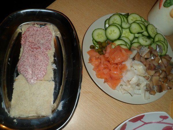 Le Smörgåstårta, idéale pour les chaudes journées ?