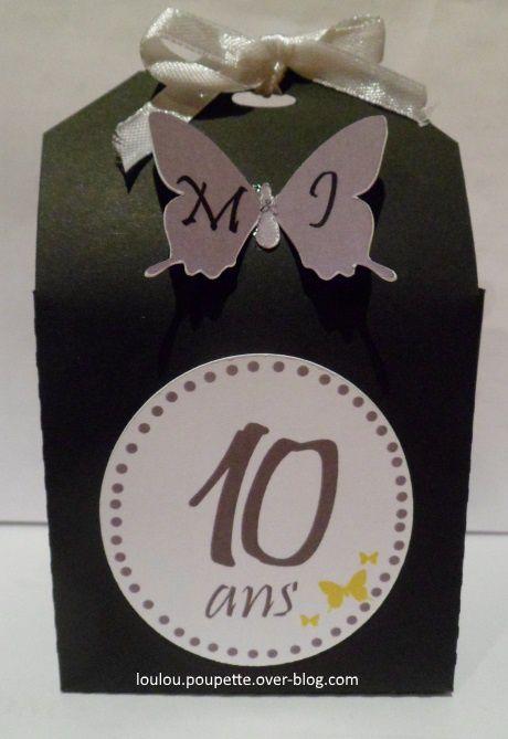 10 ans de mariage : les bonbonnières #3 et fin...