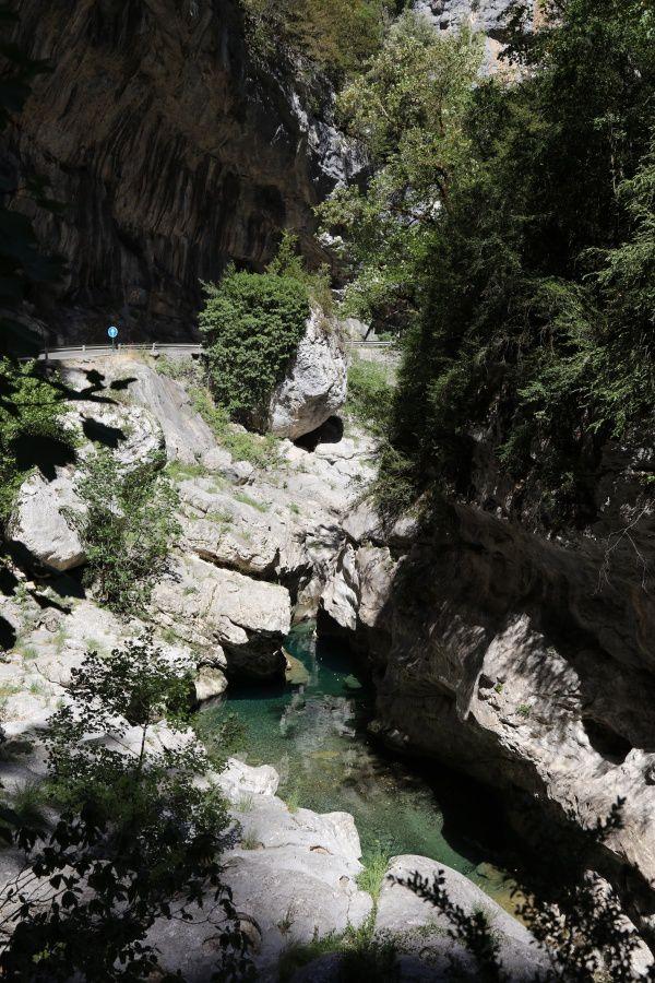 Souvenirs de vacances #3 : Le canyon d'Añisclo ...
