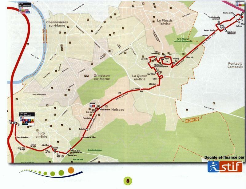 Il sera plus facile de se déplacer sur le nouveau canton du Plateau Briard !!!