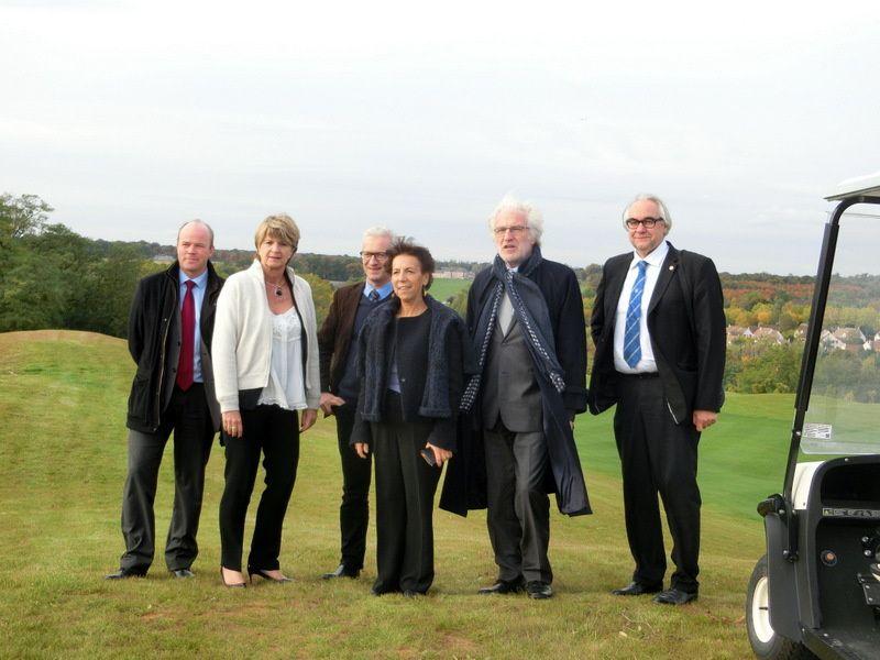 Golf, un 18 trous à Marolles-en-Brie !!