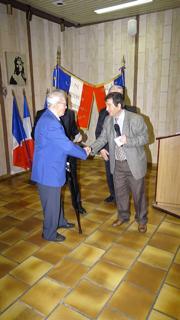 Jacques Churque décoré !!