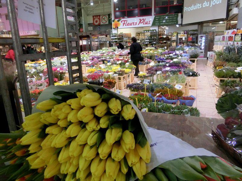 Les Elus au marché de Rungis !!