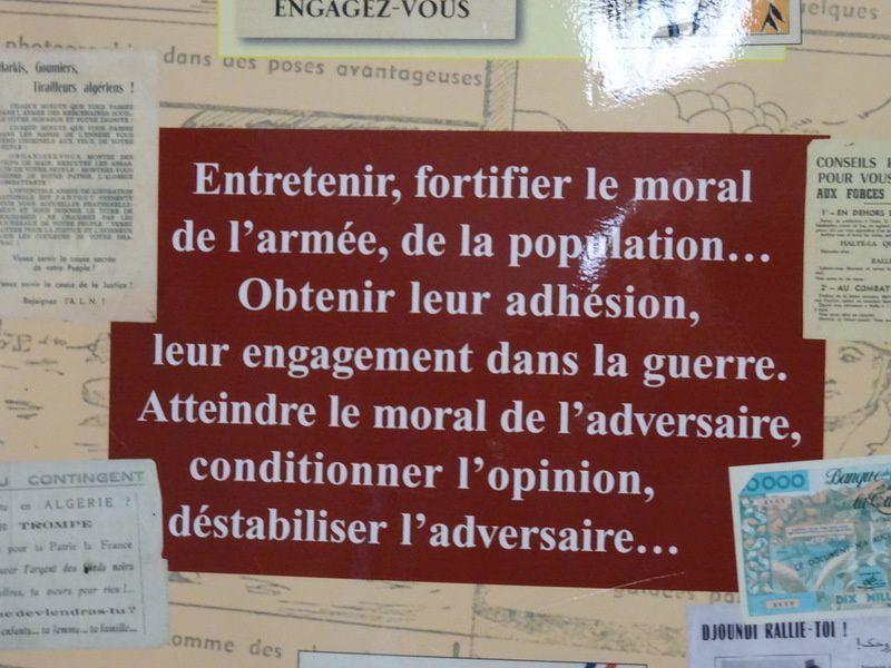 La guerre d'Algérie au collège !!!