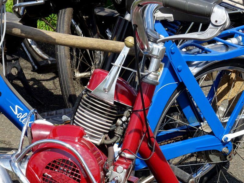 Le Vélo Solex à 70 ans !!!