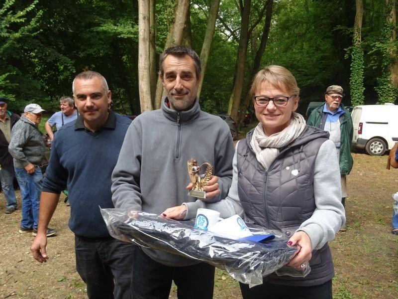 Concours de Pêche à Périgny !!!