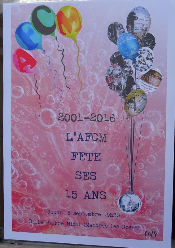 Les 15 ans du club Photos de Mandres-les-Roses !!