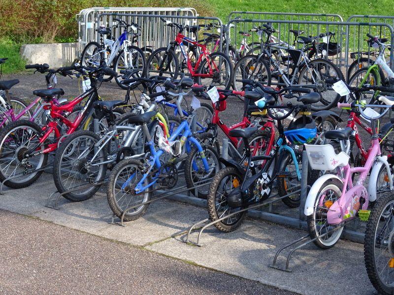 4ème  Bourse aux vélos à Marolles-en-Brie !!!