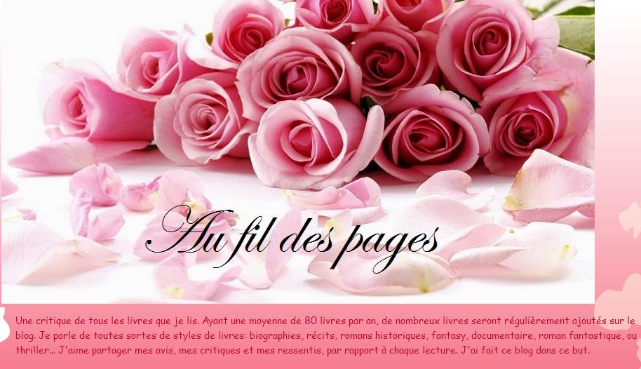 """L'avis du blog """"au fil des pages"""" pour """"Le tilleul du parc"""" de Jean Destree"""