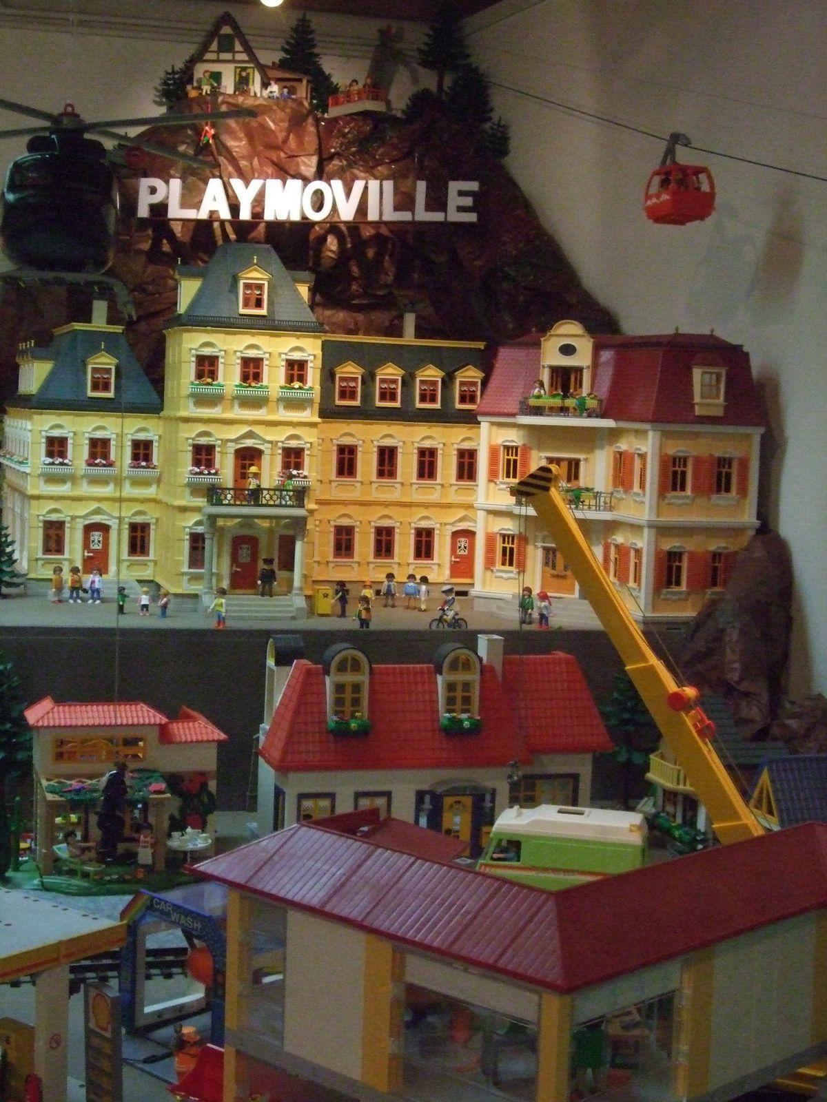 Playmobil en avant les histoires... - Exposition à Beaulieu-Sous-La-Roche