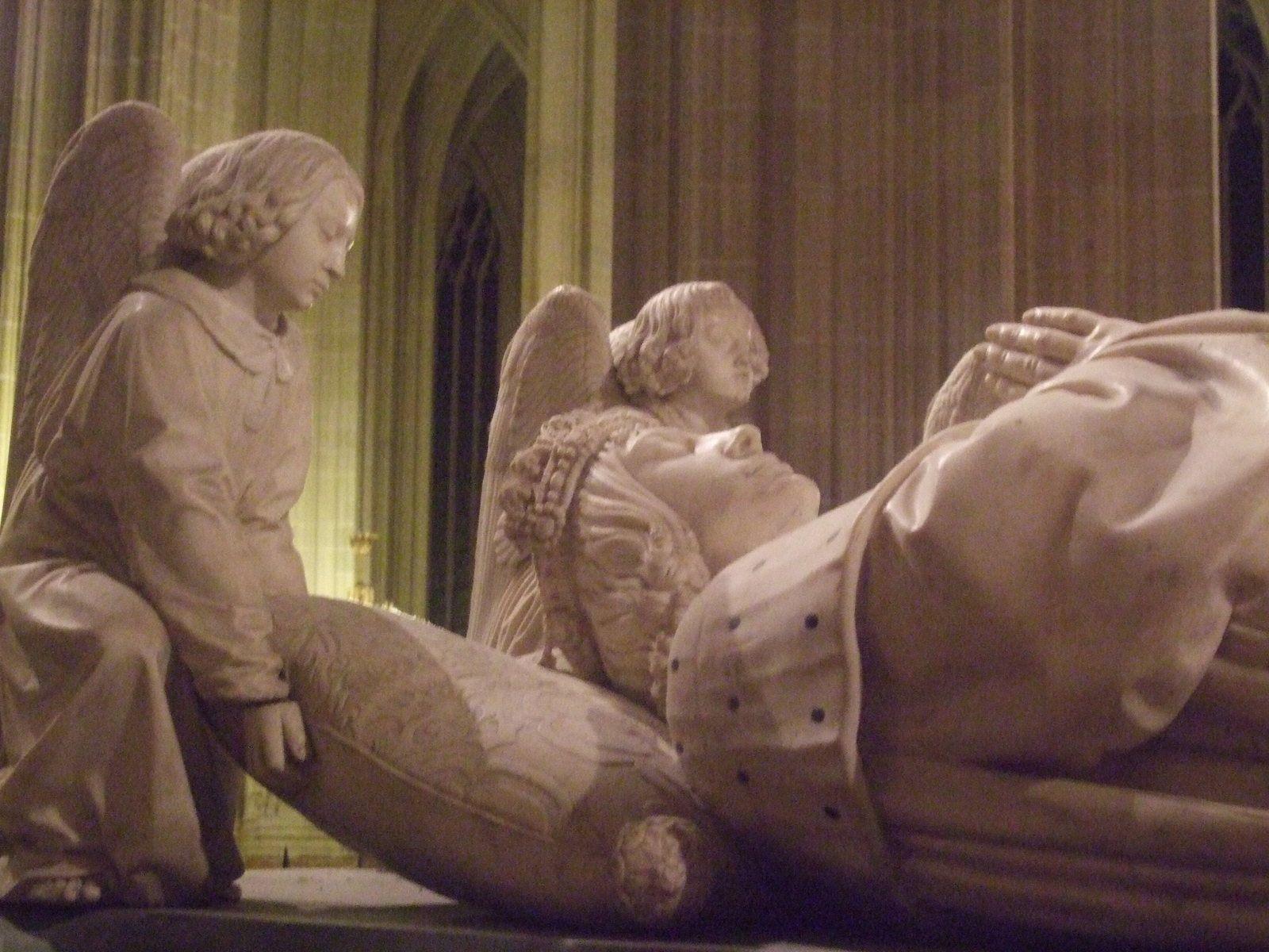 La cathédrale de Saint-Pierre Saint-Paul à Nantes