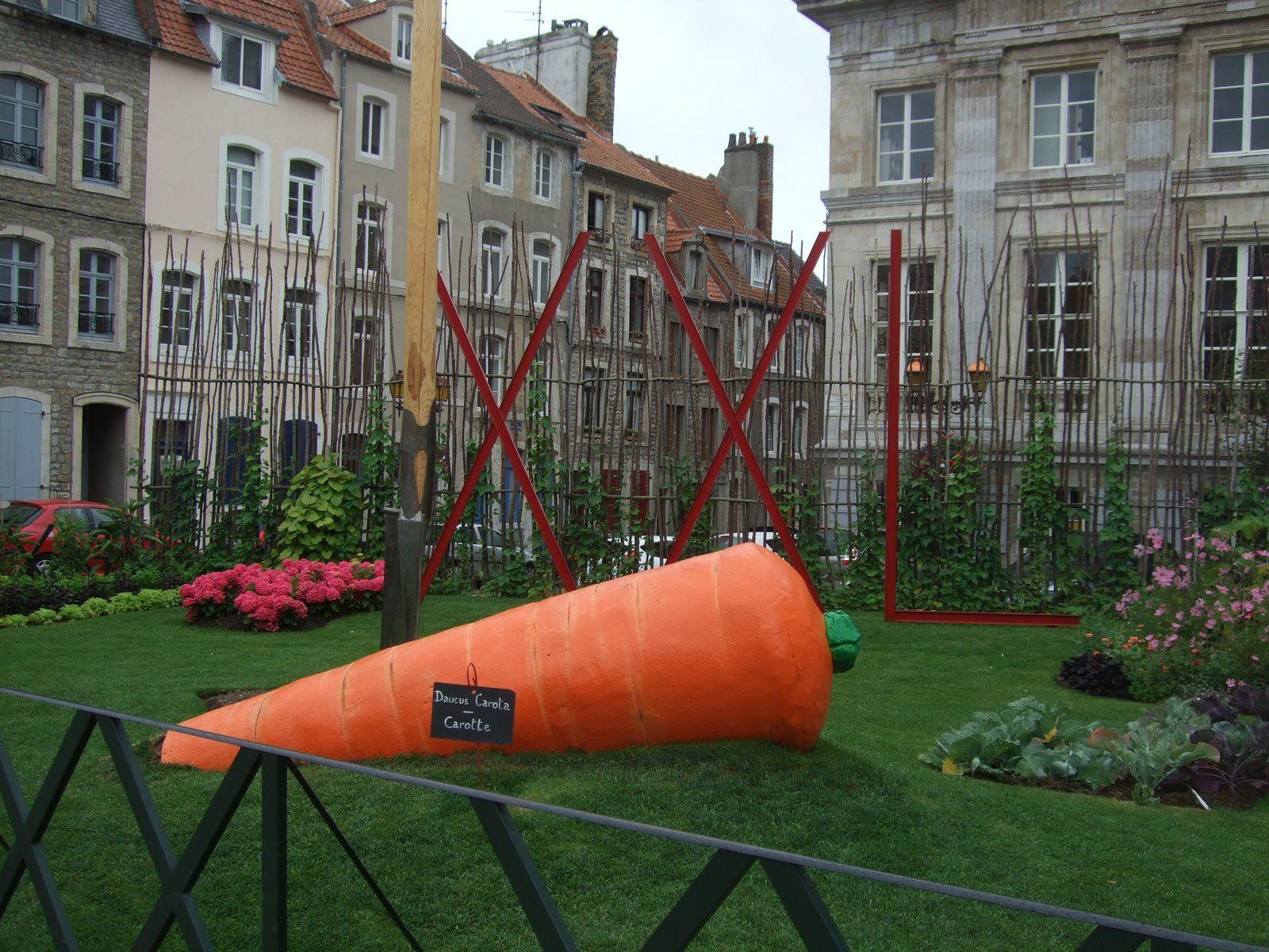Jardin éphèmére 2011 et 2010