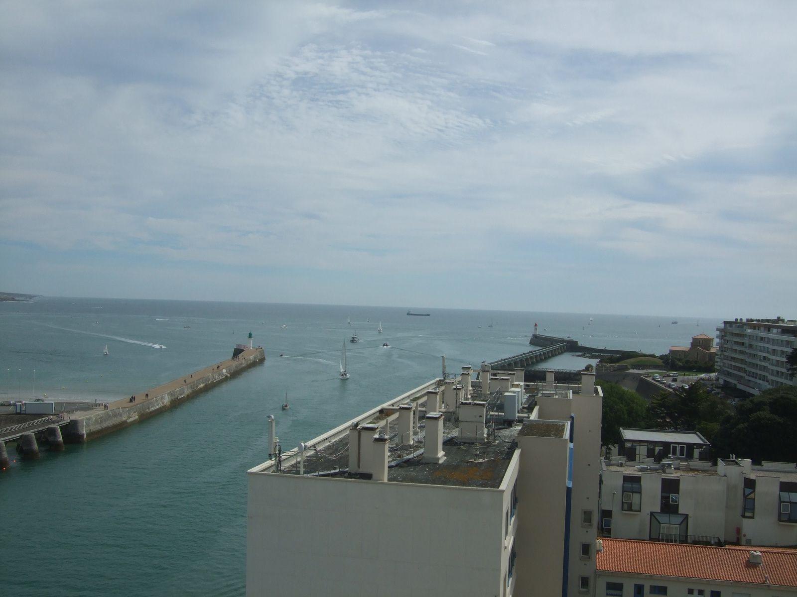 L'océan vous attend au sommet - photos prises en septembre 2012